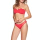 Seafolly Petal Edge Bandeau Bustier Bikini Top