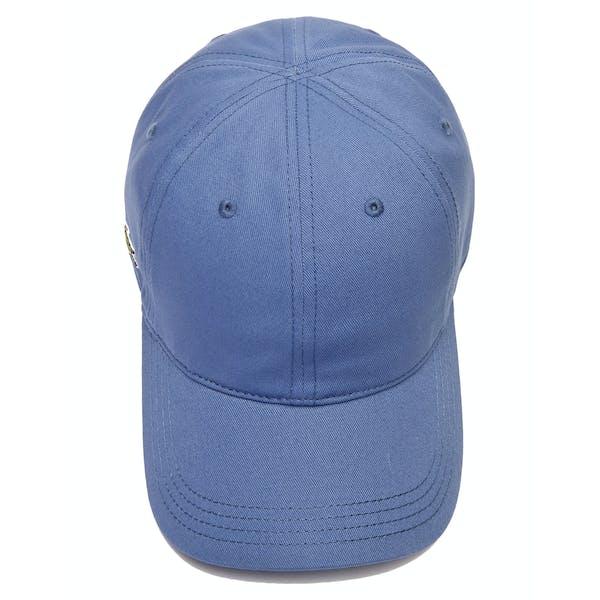Lacoste Embroidered Cotton Mütze
