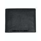 Tommy Hilfiger Corp Plaque Flap Wallet