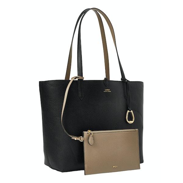 Ralph Lauren Reversible Medium Tote Women's Shopper Bag