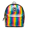 Hype Rainbow Holographic Rucksack - Multi