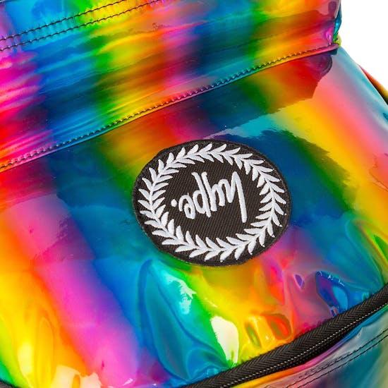 Hype Rainbow Holographic Rucksack
