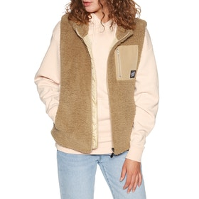 Santa Cruz Teddy Body Warmer - Tan