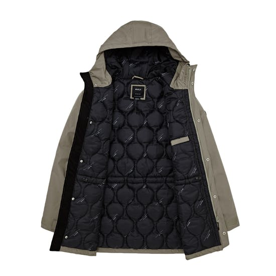 RVCA Patrol Parka Jacket
