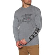 Reef Rollin Long Sleeve T-Shirt