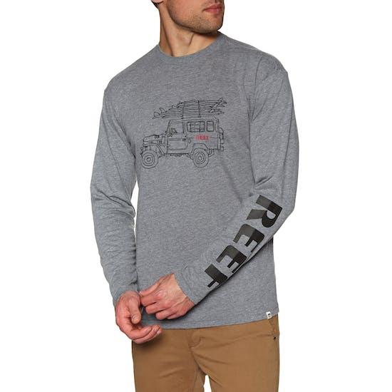Reef Rollin Long Sleeve T-Shirt
