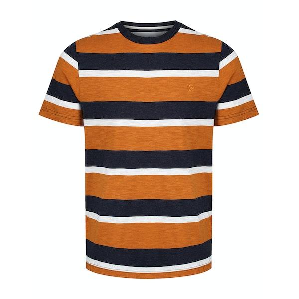 Farah Celtic Stripe Short Sleeve T-Shirt
