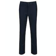 Pantalon Chino Farah Elm Cotton Hopsack