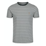 Farah Reeth Stripe Short Sleeve T-Shirt