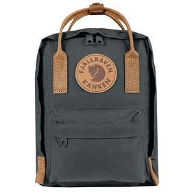 Fjallraven Kanken No 2 Mini Backpack - Super Grey