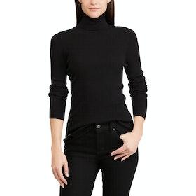 Lauren Ralph Lauren Amanda Damen Pullover - Polo Black