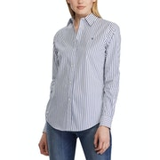 Lauren Ralph Lauren No-Iron Striped Womens Košile