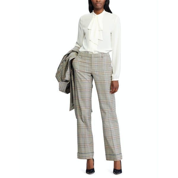 Ralph Lauren Georgette Dames Overhemd