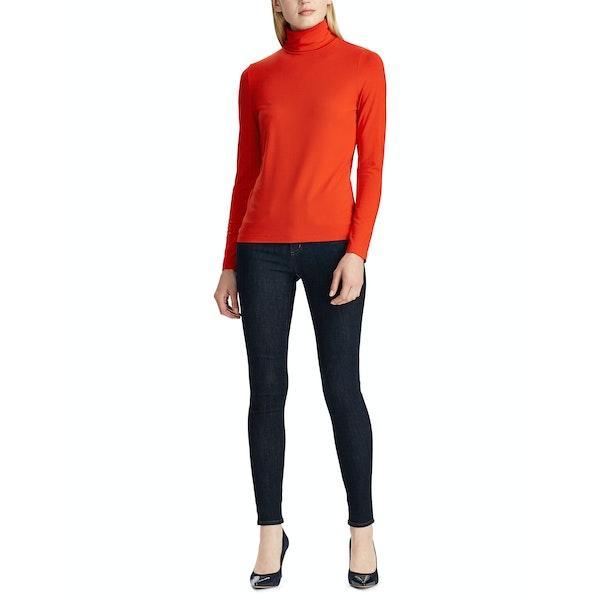 Lauren Ralph Lauren Alana Long Sleeve Women's Top