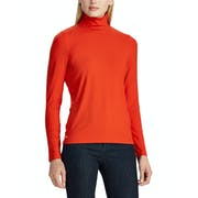 Ralph Lauren Alana Long Sleeve Women's Top