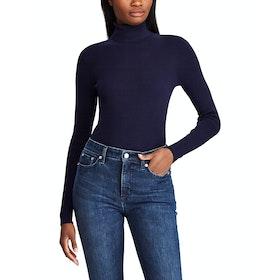 Lauren Ralph Lauren Amanda Women's Sweater - Lauren Navy