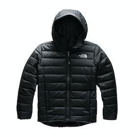 North Face Rev Perrito Boys Down Jacket - Tnf Black Tnf Black