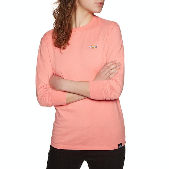 Dickies Round Rock Womens Long Sleeve T-Shirt