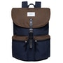 Multie Navy Olive With Black Leather