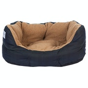 Barbour Tartan Wax 24 Inch Dog Bed