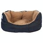 Barbour Tartan Wax 24 Inch Dog Bed