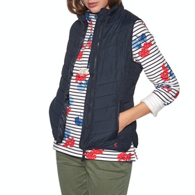 Joules Fallow Womens Body Warmer - Marine Navy