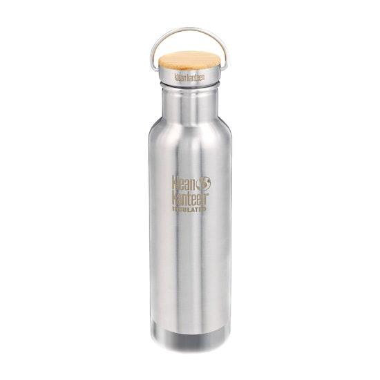Klean Kanteen Reflect Vacuum Insulated 592ml Water Bottle