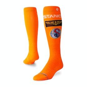 Stance Launch Pad , Vintersockar - Orange