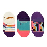 Stance Savannah Pack Womens Fashion Socks