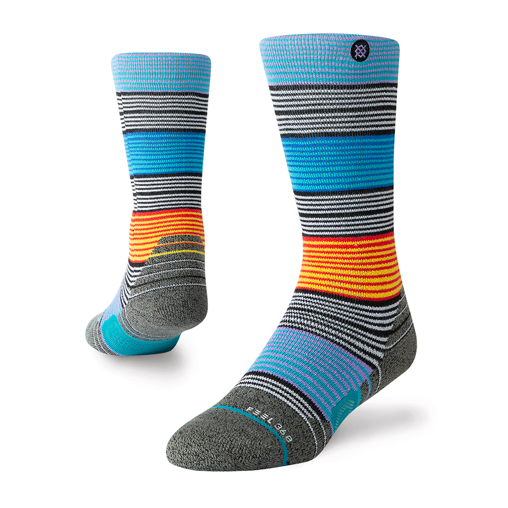 Barts Ski Stripes Kids Underwear Snow Socks White All Sizes