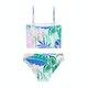 Seafolly Miami Vice Tube Tankini Girls Swimsuit