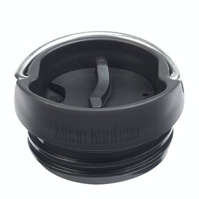 Klean Kanteen Café Cap (for Tkwide Bottles) Flask - Black