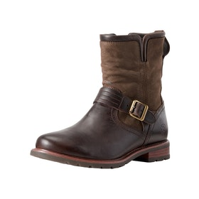 Ariat Savannah H2o Women's Country Boots - Chocolate Dark Olive