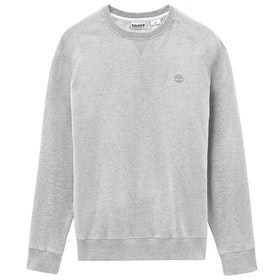 Timberland Exeter River Basic Crew Sweater - Grey Heather