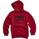 Fox Racing Youth Charger Pullover Hoody