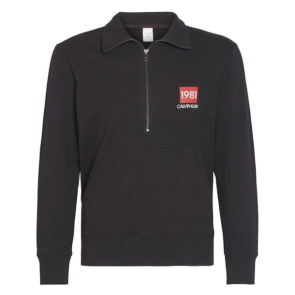 Calvin Klein Half Zip Sweatshirt Loungewear