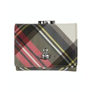 Vivienne Westwood Derby Small Frame Women's Wallet