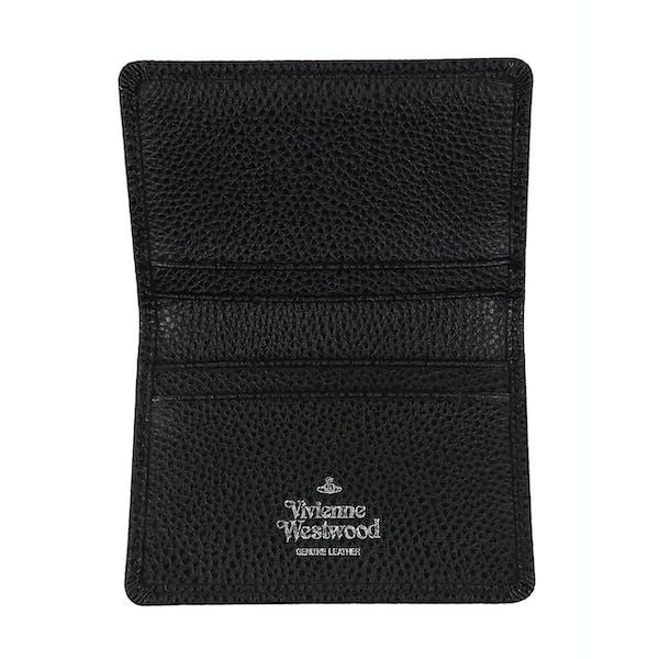 Vivienne Westwood Kelly Small Credit Card Women's Wallet