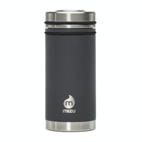 Mizu V5 with Steel Lid Flask - Enduro Grey