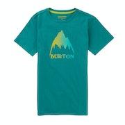 Burton Classic Mountain High Kids Short Sleeve T-Shirt