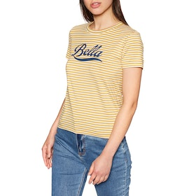Rip Curl Beach Bella Short Sleeve T-Shirt - Tinsel