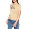 Rip Curl Beach Bella Short Sleeve T-Shirt - Tinsel