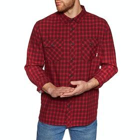 Reef Cold Dip Shirt - Red