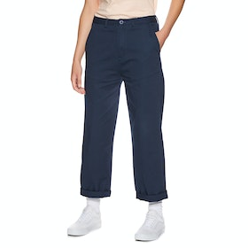 Santa Cruz Nolan Womens Chino Pant - Twilight
