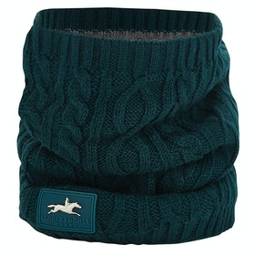 Schockemöhle Double Tube Ladies Scarf - Ivy Green