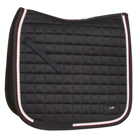 Schockemöhle Spirit Dressage Full Size Saddlepads - Graphite