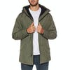 Levi's Thermore Padded Parka Jacket - Olive Night 2