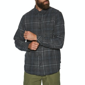 Hurley Vedder Washed Woven Shirt - Anthracite