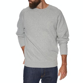Maglione Timberland Exeter River Basic Crew - Grey Heather