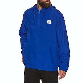Adidas Hip Windproof Jacket - Collegiate Royal